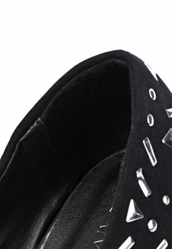 фото Туфли на платформе и высоком каблуке Lamania LA002AWHQ213, черные