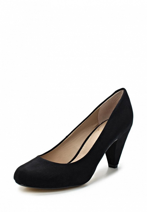 фото Туфли на каблуке LA STRADA LA018AWBEX48, черного цвета