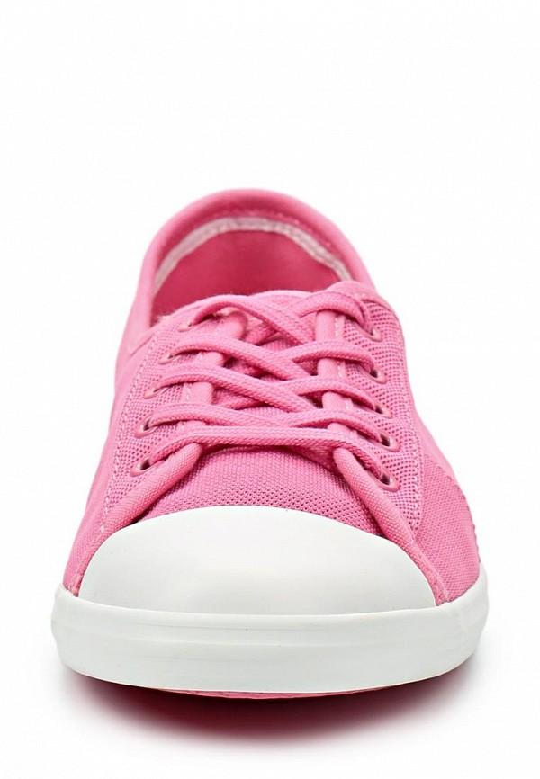 Купить Кеды женские Lacoste LA038AWBSS49, розовые по цене 2390 руб ... 481a0ce000b