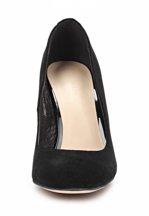 фото Туфли на толстом каблуке Laura Valorosa LA948AWCOX25, черные