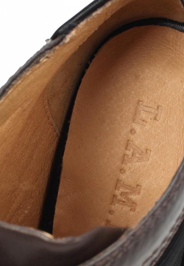 фото Ботильоны на высоком каблуке Lamb LA955AWLI402, со шнуровкой