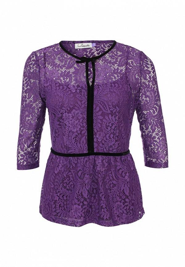 блузка фиолетового цвета доставка