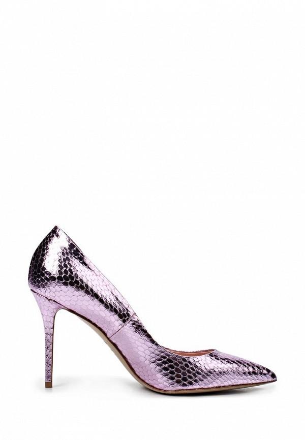 фото Туфли женские на шпильке Le Silla LE682AWAEO83, фиолетовые