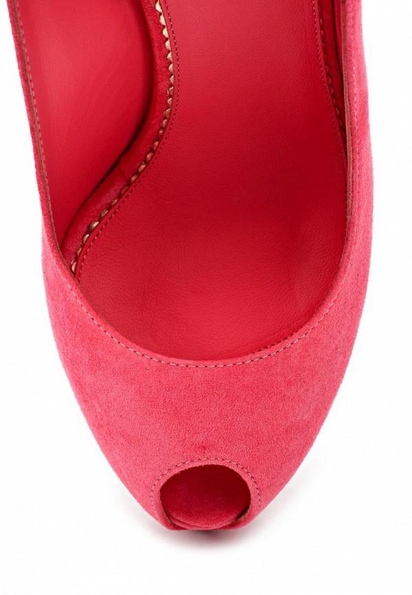фото Босоножки на шпильке Le Silla LE682AWAEO87, розовые