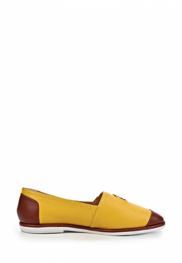фото Слипоны женские LeFollie LE947AWBLP35, желтые