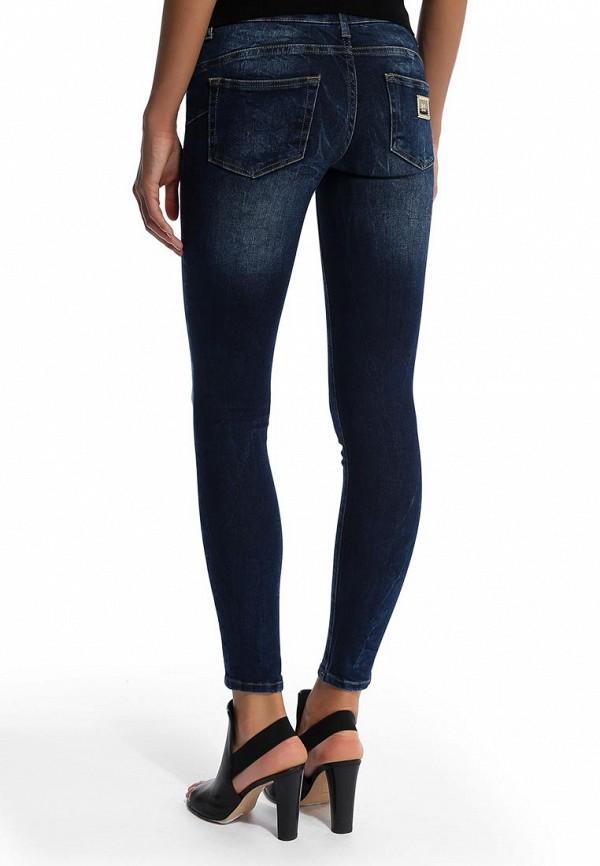 Ламода джинсы женские с вышивкой 78