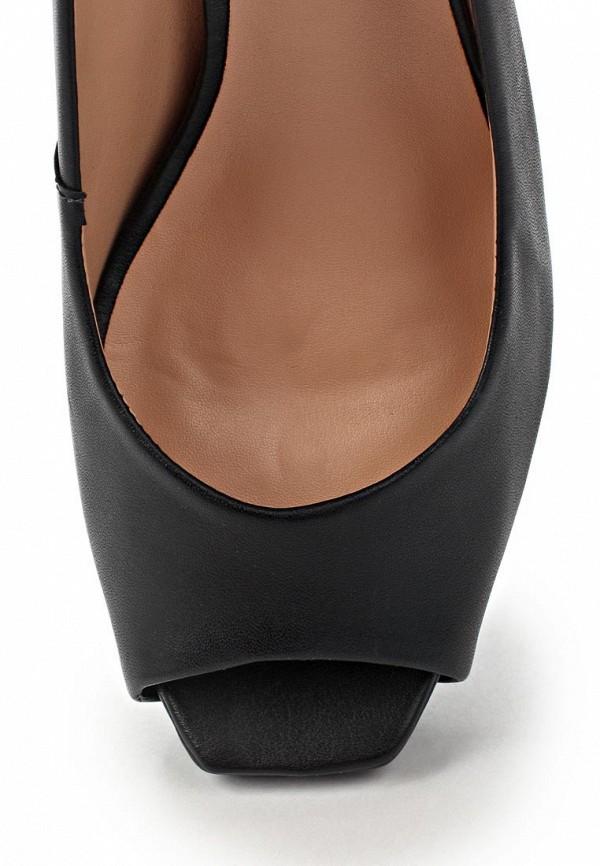фото Туфли на платформе с открытым носом  Lilly's Closet LI041AWAEU41, черные/каблук