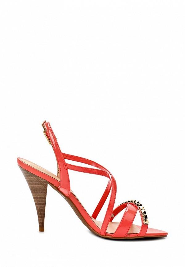 фото Босоножки на каблуке Lilly's Closet LI041AWAEU73, красные