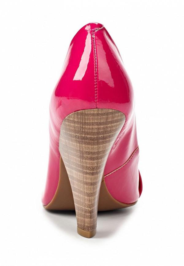 фото Туфли с открытым носом Lilly's Closet LI041AWAEU84, малиновые/каблук