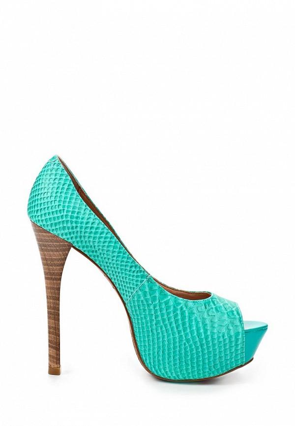 фото Туфли на платформе и высоком каблуке Lilly's Closet LI041AWARH54, мятные