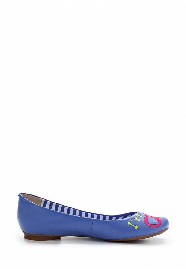 фото Балетки на каблуке Lilly's Closet LI041AWARH60, синие