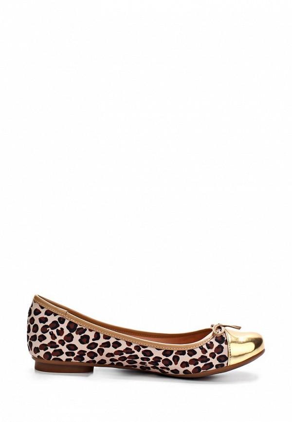 фото Балетки женские Lilly's Closet LI041AWARH82, под леопарда/золотые