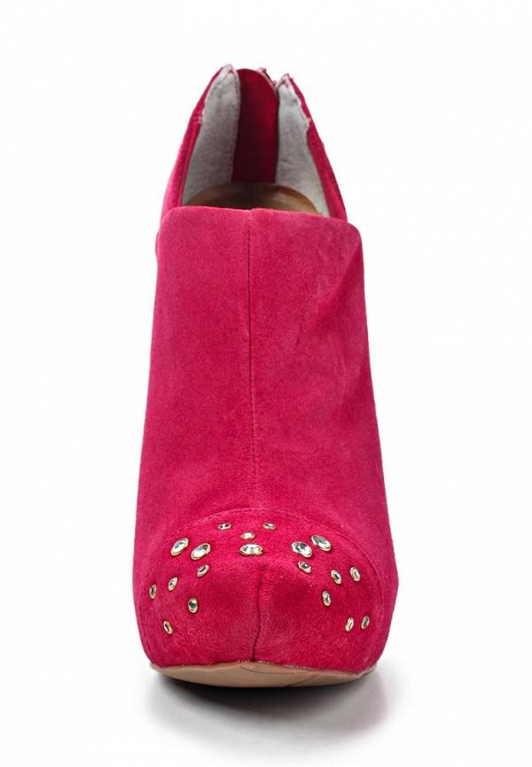 фото Ботильоны на шпильке Lilly's Closet LI041AWKV396, розовые/скрытая платформа