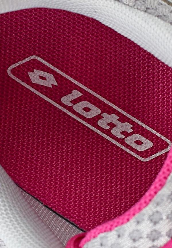 фото Кроссовки женские Lotto LO004AWBEC50, серые