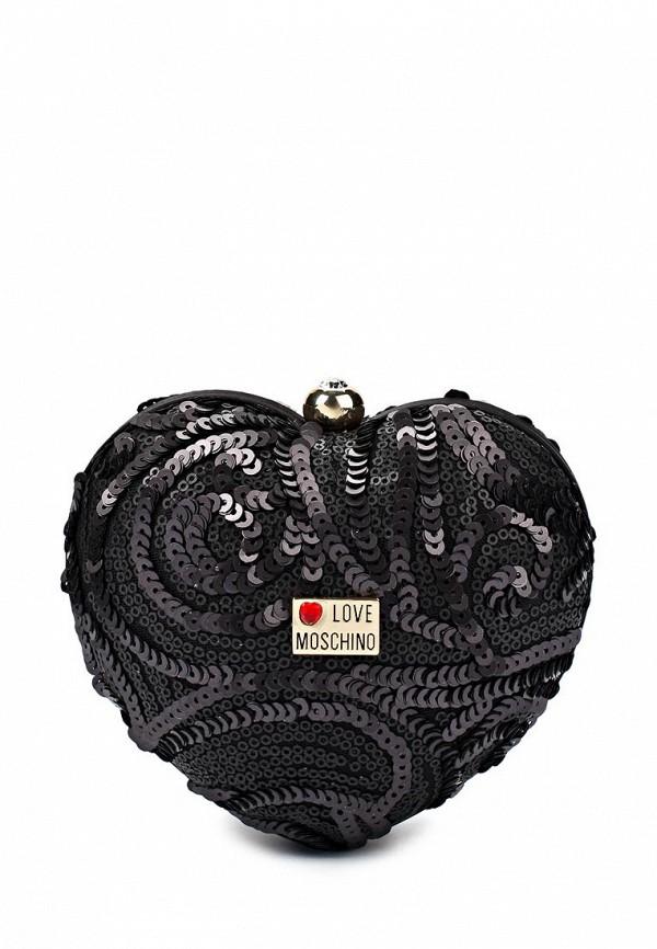b88f52e51d9d Сумка-клатч женская Love Moschino LO416BWCOR07 - купить в интернет ...