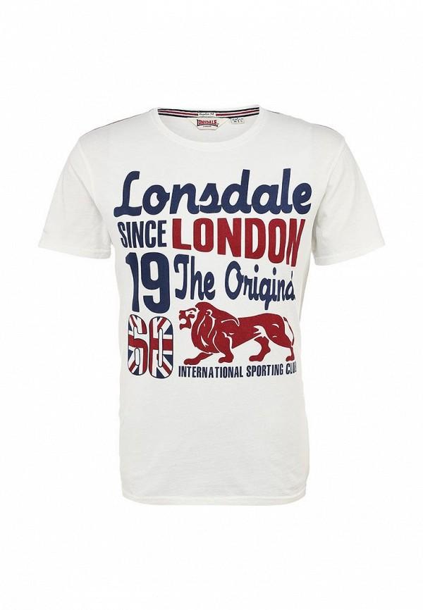 Футболка с надписями Lonsdale 114428