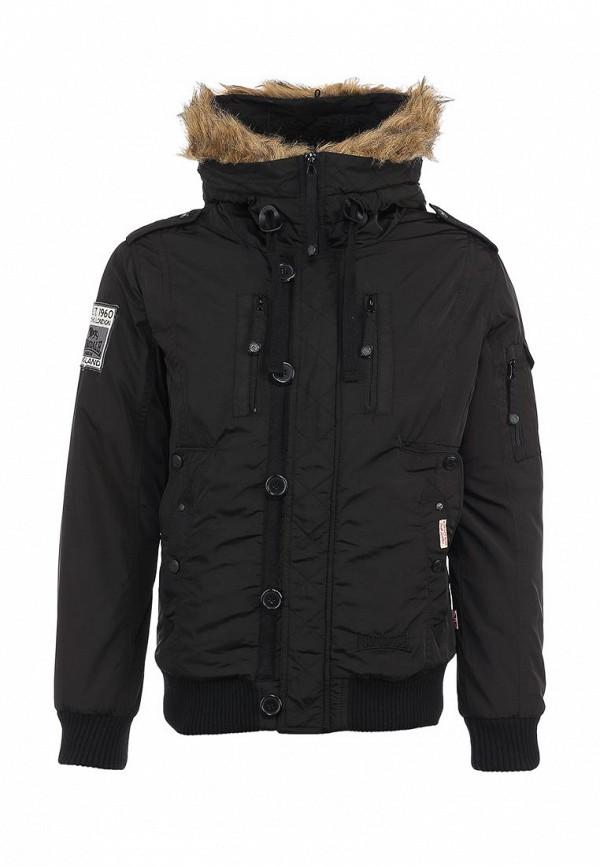 Куртка Lonsdale LO789EMJH487. Цвет: черный