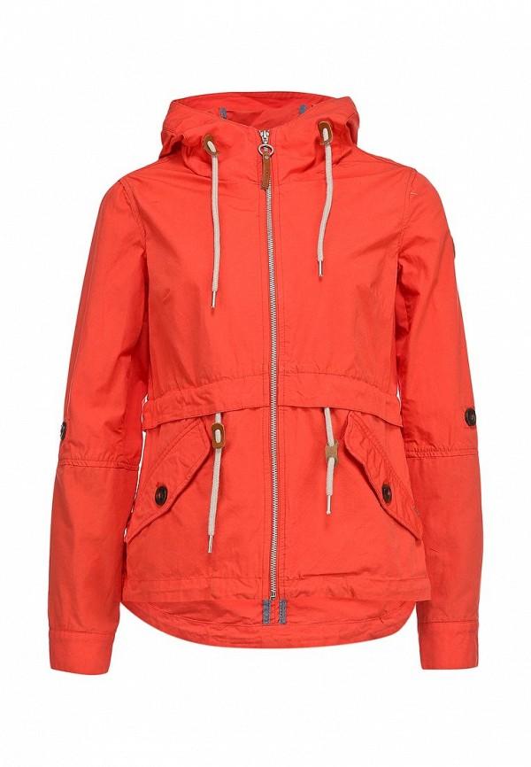 Ветровка Luhta LU692EWBGX35. Цвет: оранжевый