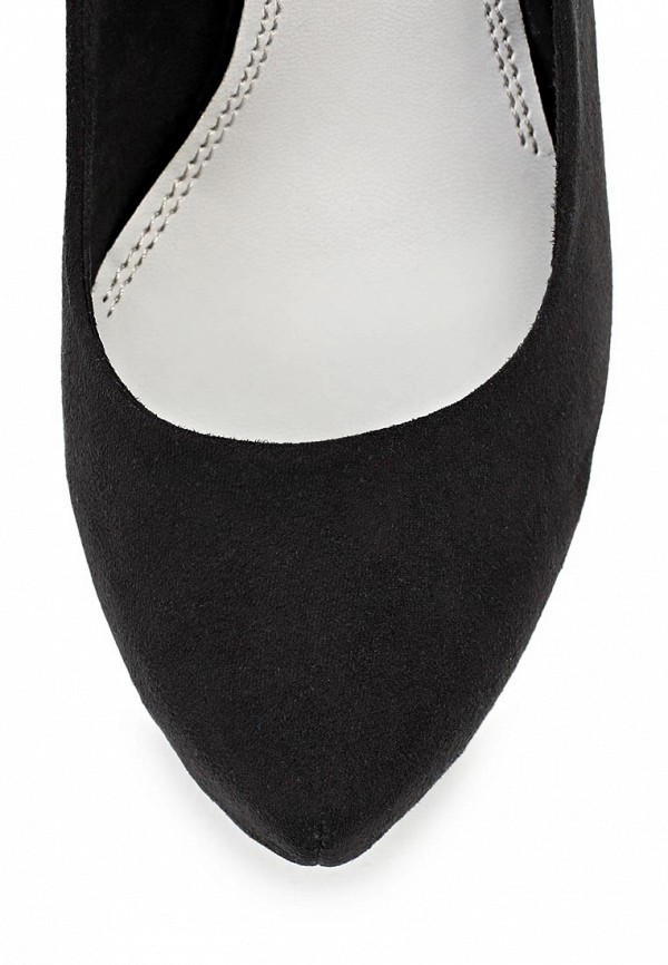 фото Туфли женские на каблуке Marco Tozzi MA143AWACN63, черные