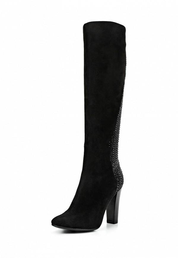 фото Сапоги женские на высоком каблуке Marie Collet MA144AWCNL10, черные