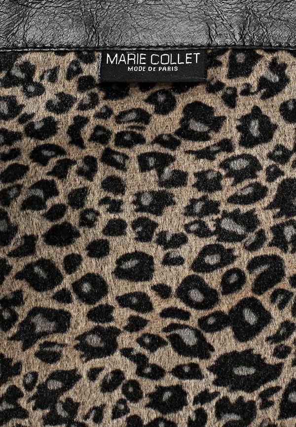 фото Сапоги женские Marie Collet MA144AWCNL36, коричнево-черные (кожа)