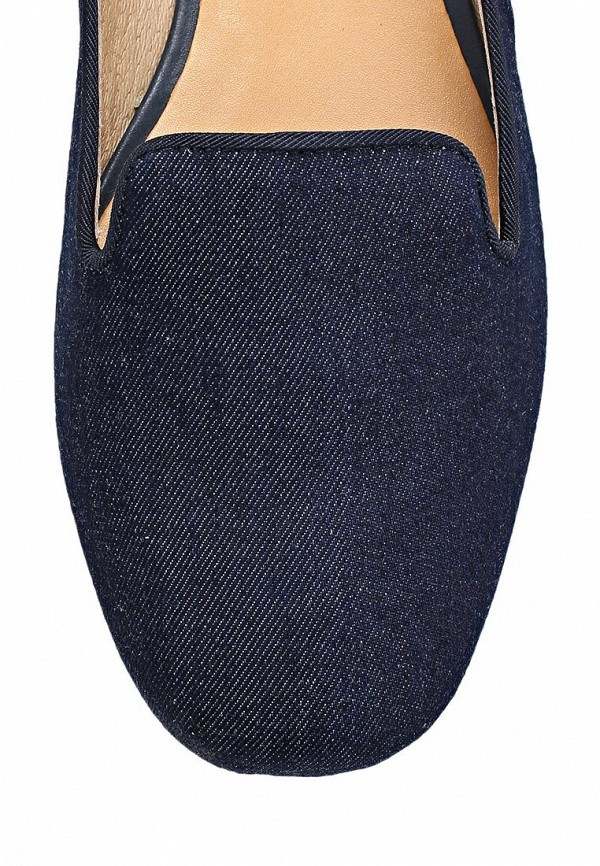 фото Лоферы женские Marc O'Polo MA266AWAVP32, темно-синие