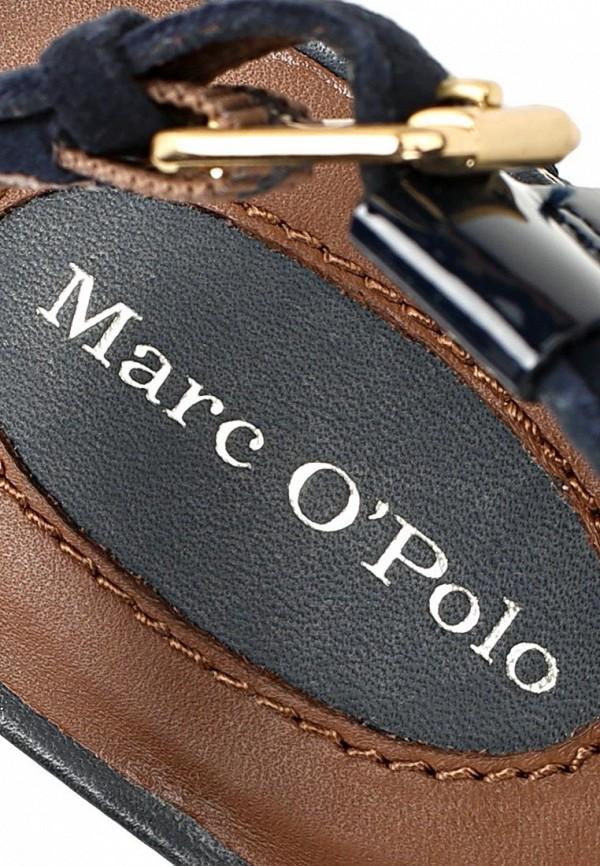 фото Босоножки на платформе Marc O'Polo MA266AWAVP76, черные