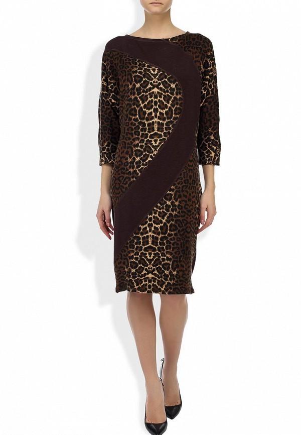 Платье Леопардовое Большого Размера
