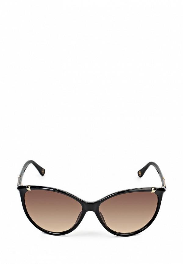 Солнцезащитные очки Michael Kors MI186HWHD248. Цвет: черный