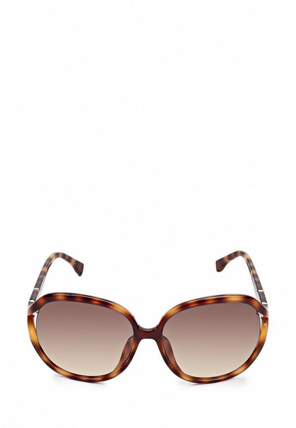 Солнцезащитные очки Michael Kors MI186HWHD262. Цвет: коричневый