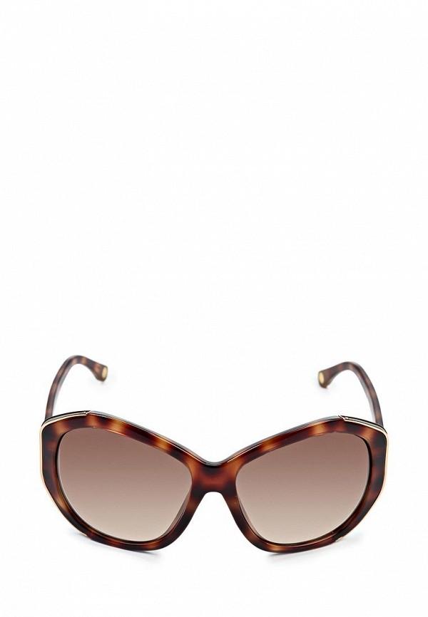 Солнцезащитные очки Michael Kors MI186HWHD269. Цвет: коричневый