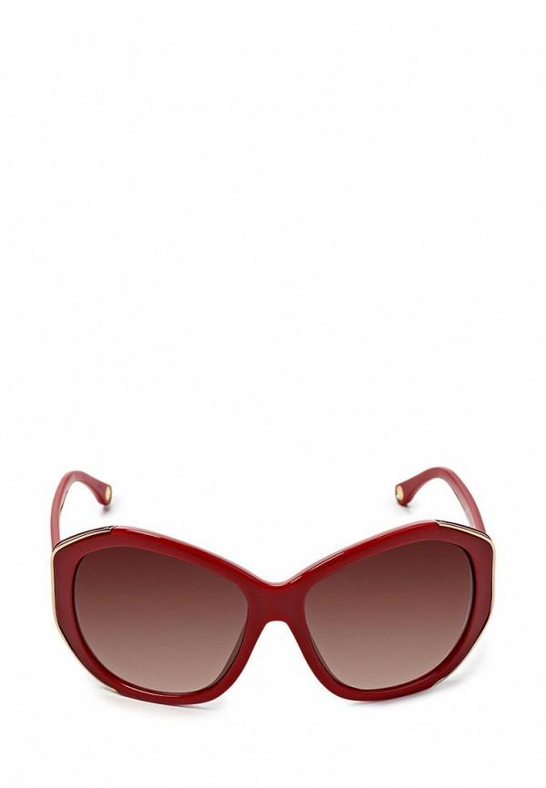 Солнцезащитные очки Michael Kors MI186HWHD270. Цвет: красный