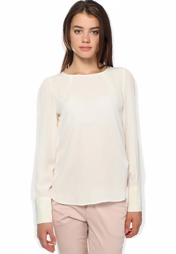Блуза Mint&Berry. Цвет: белый