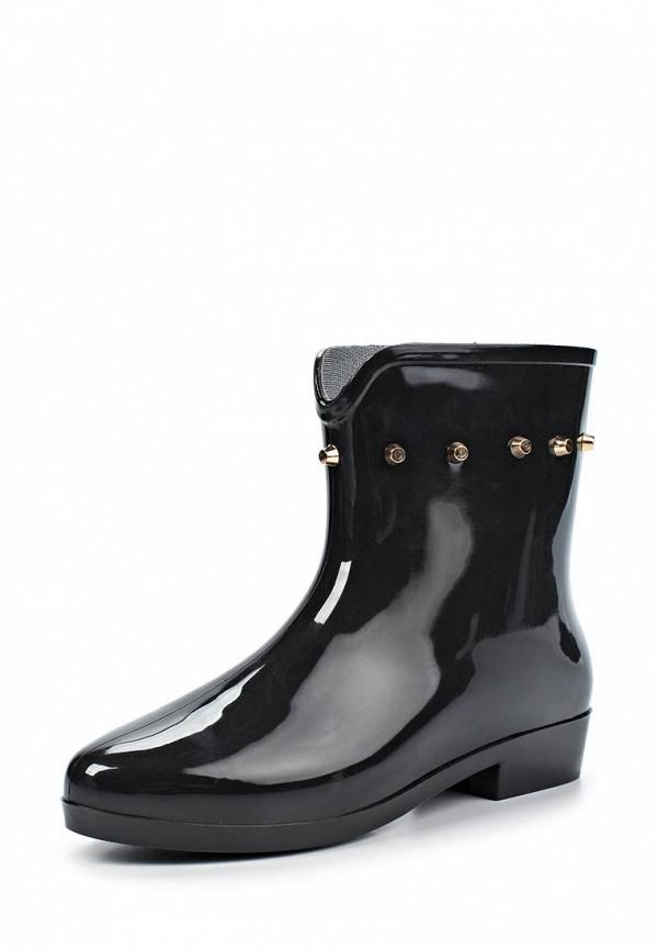 фото Резиновые сапоги женские Mon Ami MO151AWJW185, черные