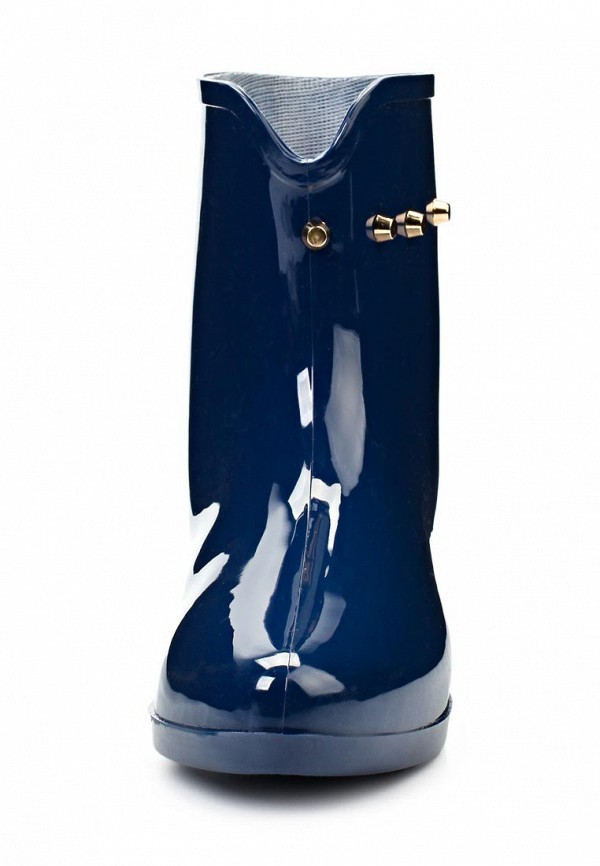 76ddd11db1e5 Купить Резиновые сапоги женские Mon Ami MO151AWJW190, синие по цене ...