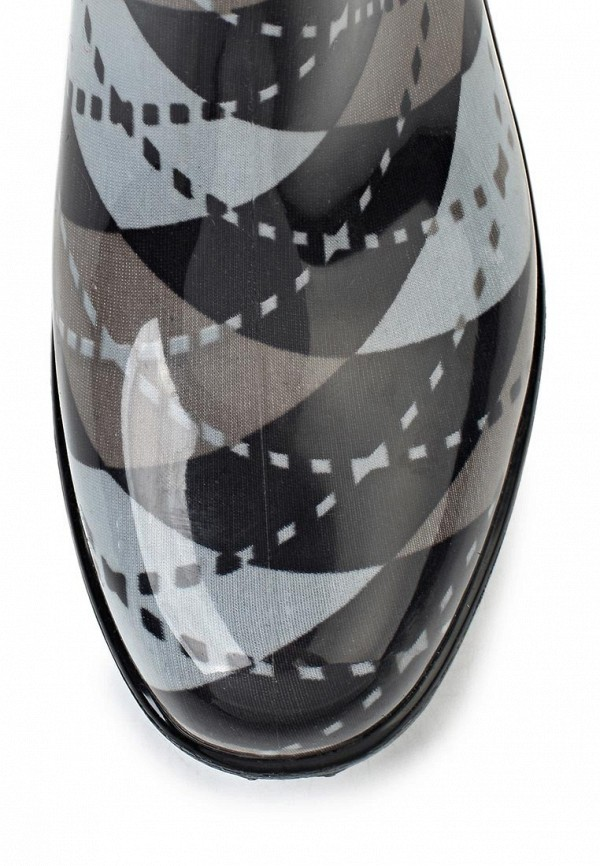 фото Сапоги резиновые женские Mon Ami MO151AWKR236, мультицвет