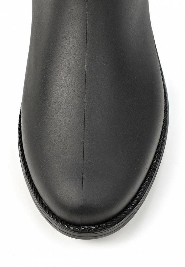 фото Резиновые сапоги женские Mon Ami MO151AWKY244, черные