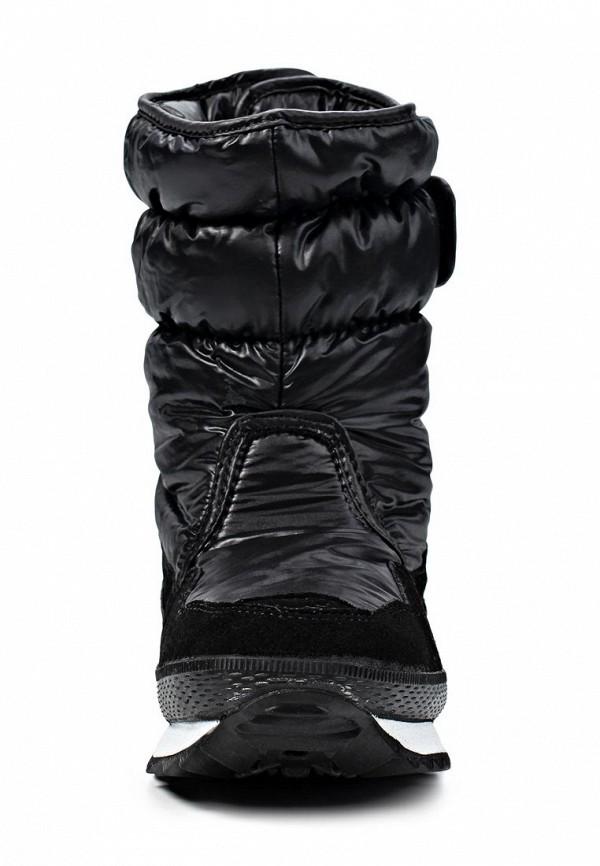 фото Сапоги-дутики теплые Mon Ami MO151AWLM141, зимние черные