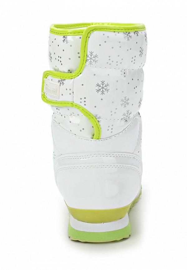 фото Сапоги-дутики женские Mon Ami MO151AWLQ688, зимние белые