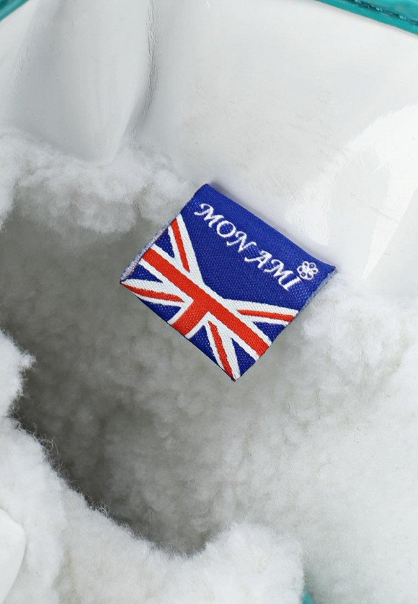 фото Дутики женские Mon Ami MO151AWLQ689, зимние белого цвета