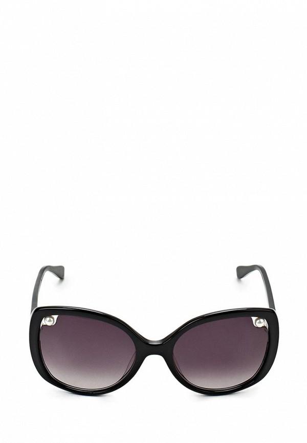 Очки солнцезащитные Moschino MO351DWAUL01. Цвет: черный