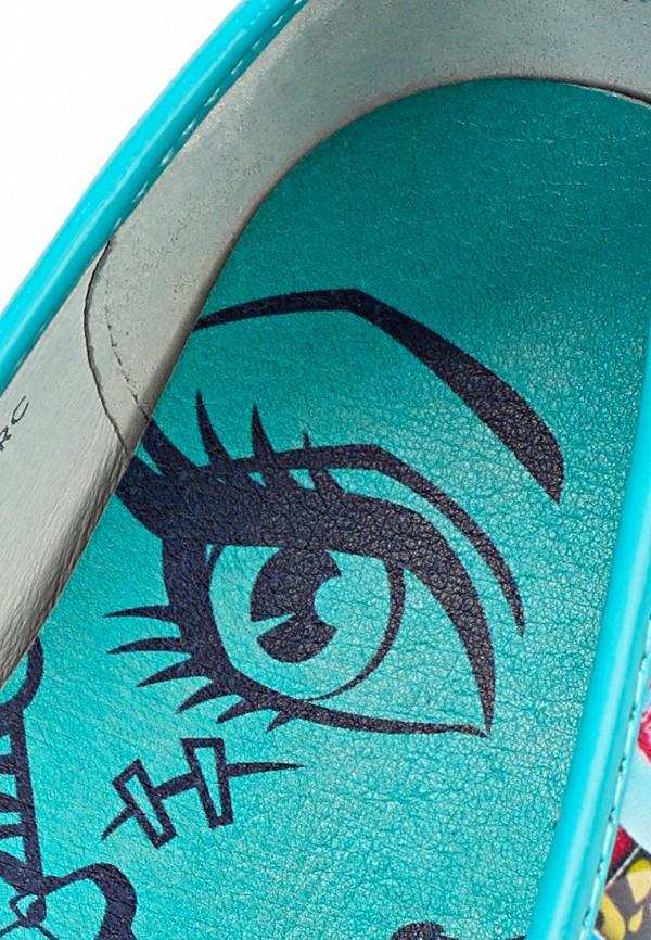 фото Балетки женские Monster High MO995AGBLJ89, ярко-разноцветные