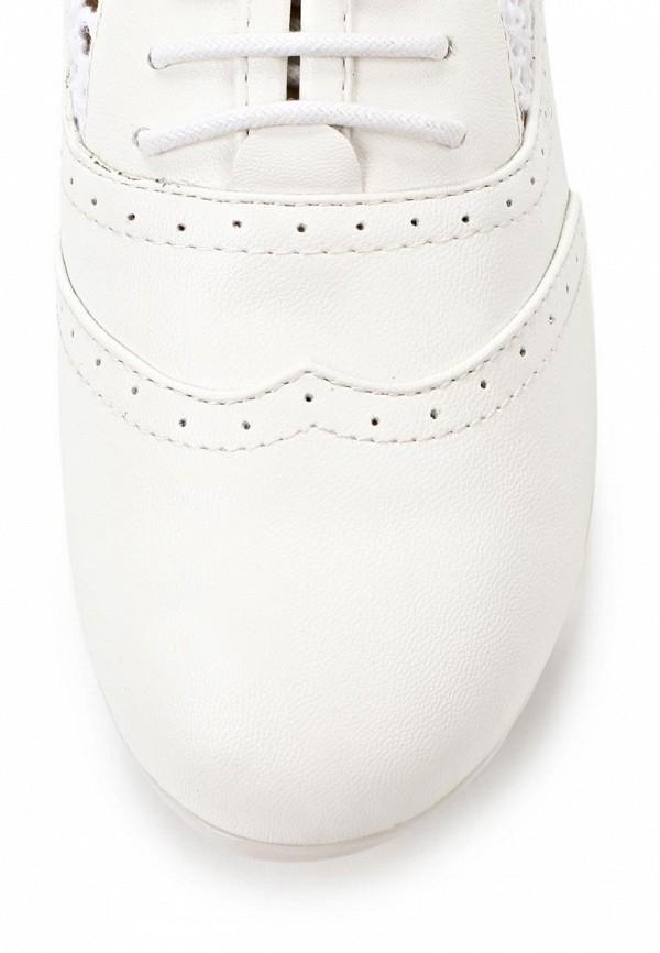 фото Полуботинки женские Mol&Pop MP001AWAAD22, белые
