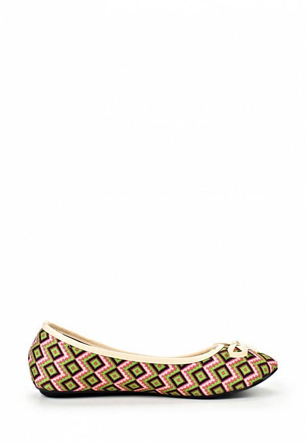 фото Балетки женские Mol&Pop MP001AWAAD76, разноцветные