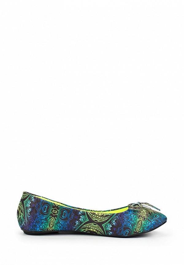 фото Балетки женские Mol&Pop MP001AWAAD84, разноцветные