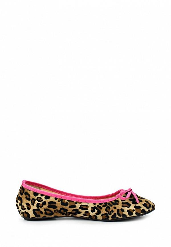 фото Балетки женские Mol&Pop MP001AWAAD89, леопардовые