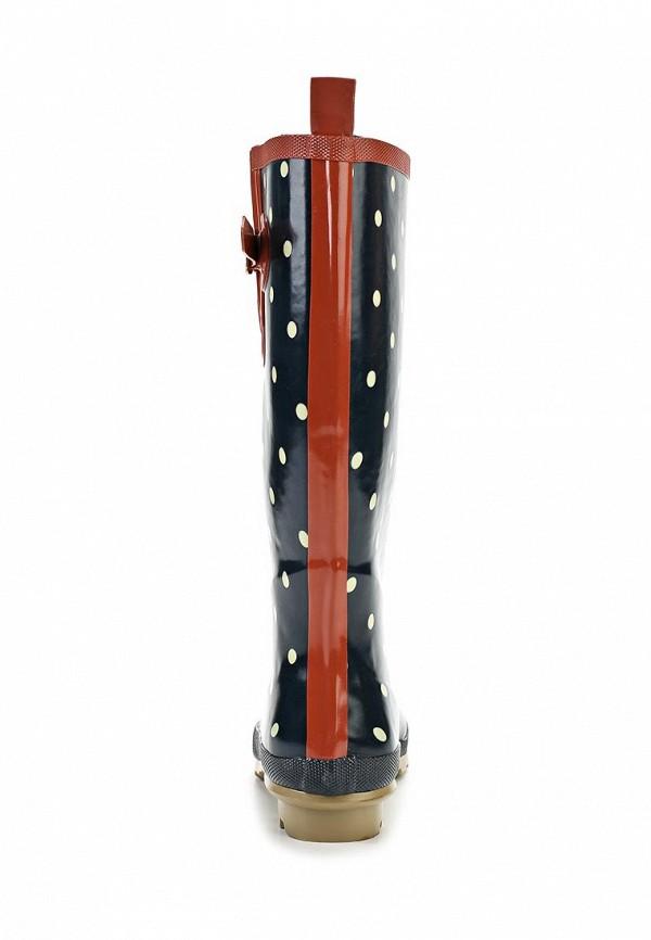 фото Резиновые сапоги женские Mol&Pop MP001AWAAI69, черные