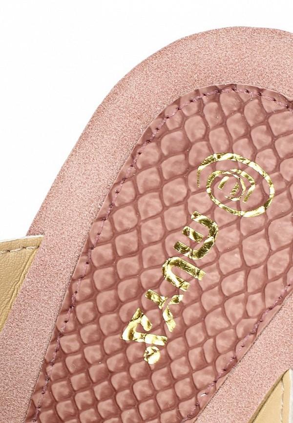 фото Сабо женские на платформе MUYA MU004AWBUO21, розовые