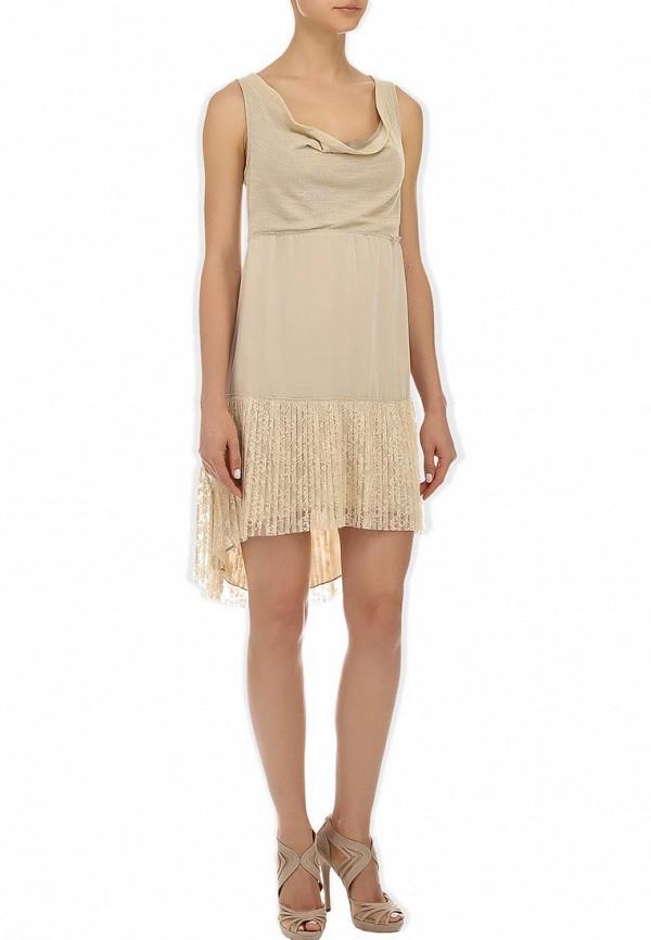 платье валяное из марли