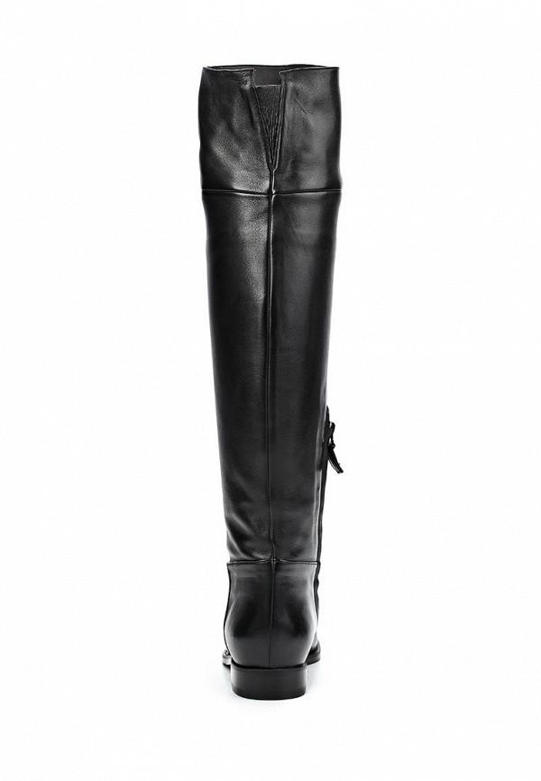 фото Женские ботфорты без каблука Nando Muzi NA008AWCHA25, черные